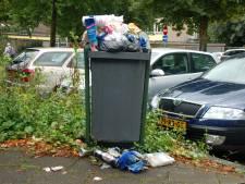 'Maak afvalbakken Heusden al op zondagochtend leeg en niet pas na het weekend'