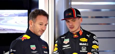 Horner: Red Bull ligt momenteel voor op Mercedes