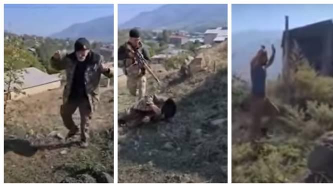 "Azerbeidjan: ""Beelden executievideo Armeniërs onecht"""