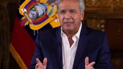 President van Ecuador halveert zijn loon én dat van alle ministers