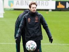 Blind na hartspierontsteking terug in selectie Ajax