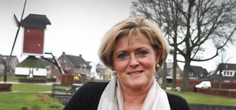 Marleen Sijbers is de nieuwe burgemeester van Tholen