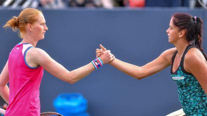 Van Uytvanck niet naar kwartfinale Rosmalen - Goffin opent in Normandië - Nadal geeft forfait voor Queen's - Keys en Sharapova niet van de partij in Birmingham