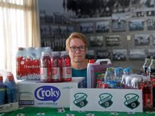 Sportclubs doneren kantinevoorraad aan de Voedselbank: 'Zonde om over de datum te laten gaan'