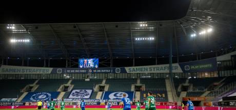 La Gantoise prête à accueillir près de 8.000 fans