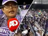 Bouterse onverminderd populair onder zijn aanhangers