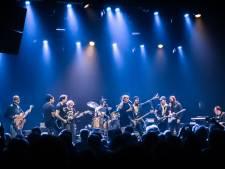 Vijf topgitaristen op één podium in Fluor