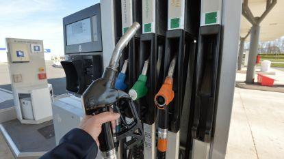 Diesel tanken aan de pomp goedkoper vanaf woensdag