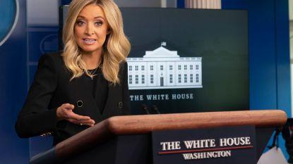 """Nieuwe woordvoerster Trump tegenover pers:"""" Ik zal nooit tegen jullie liegen"""""""