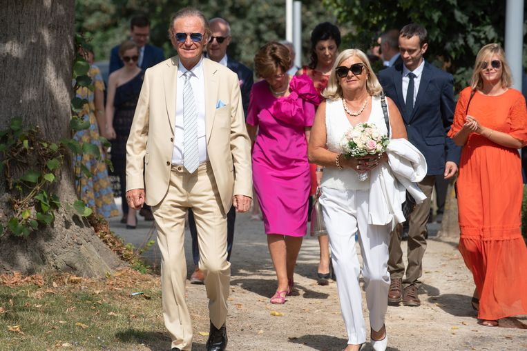 ELSEGEM wettelijke trouw Willy Naessens en Marie-Jeanne