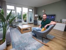 Na gezinsuitbreiding verkopen Geert en Angelique hun moderne herenhuis