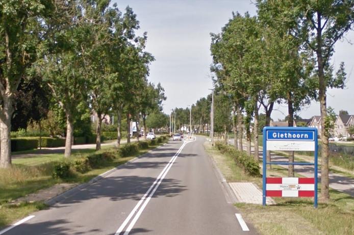 De Beulakerweg in Giethoorn.