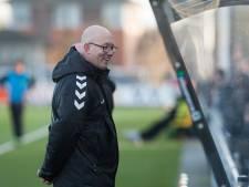 Edwin Frericks blijft trainer Ajax B