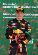 Max Verstappen wint in Mexico.