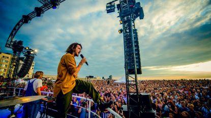 Bazart lokt 10.000 fans naar strand