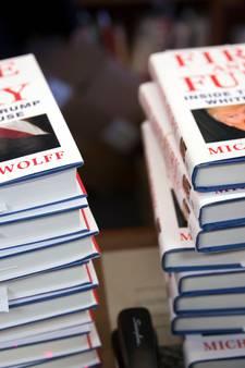 Onthullend boek over Trump wordt TV-serie