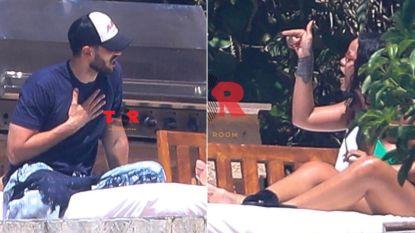 Rihanna heeft vlammende ruzie met haar vriend (en het internet lacht zich een breuk)