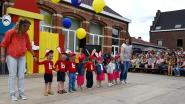 Schoolfeest in De Knipoog is groot succes