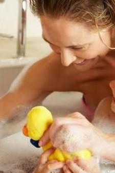 Badderen met je kind: doen of niet?