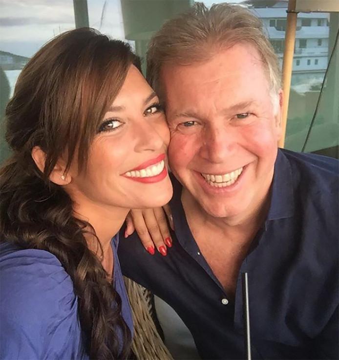 Rebecca en Marcel zijn helemaal happy.