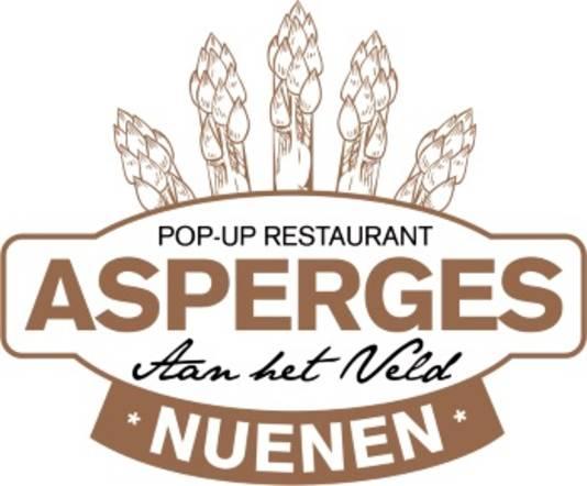 Logo van Asperges aan het Veld in Nuenen.