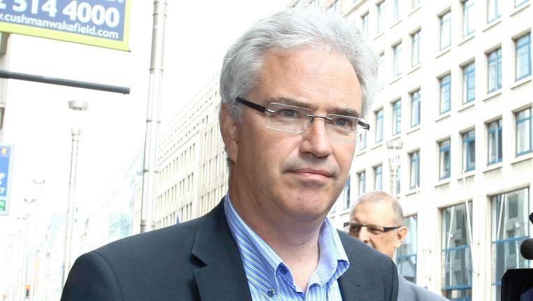 Carl Decaluwé, West-Vlaams gouverneur.
