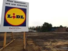 Bouw tweede Lidl in Hengelo begonnen