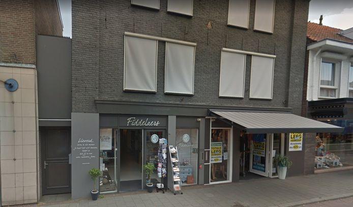 Gedenkwinkel in Valkenswaard.