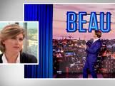 'Beau is geforceerd de positieve talkshowhost aan het spelen'