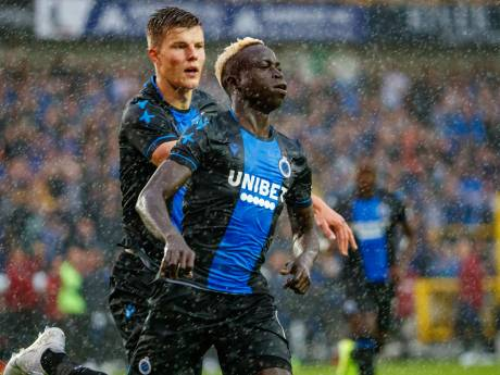 Bruges enfonce un peu plus Anderlecht