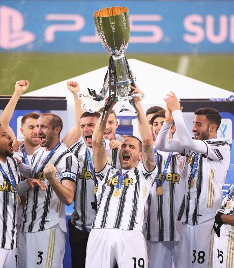 Ronaldo en Morata helpen Pirlo aan eerste prijs met goals in Supercoppa Italiana