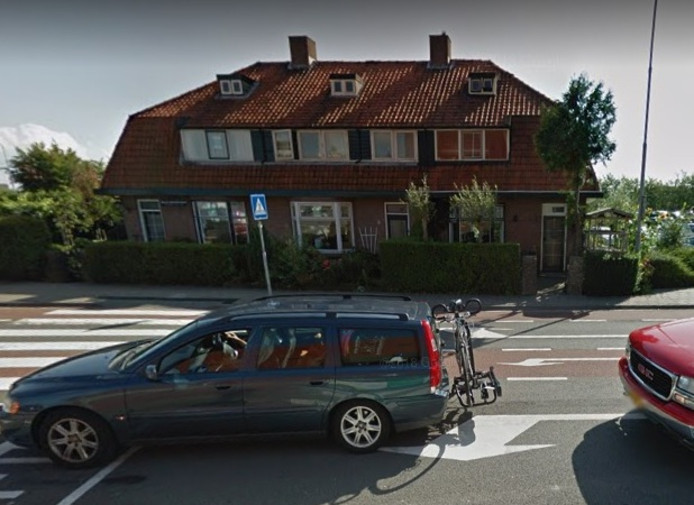Zo zagen de woningen er uit.