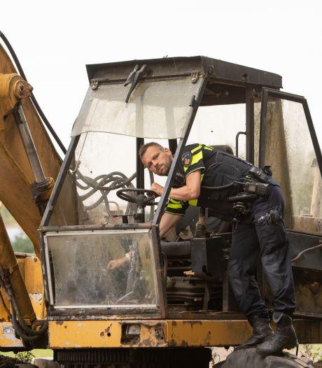 Conflict loopt hoog op: Soester barricadeert fietspad, gemeente grijpt in