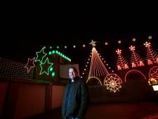 Henk Visser kapt ermee; tiende en laatste lichtshow in Veldhoven