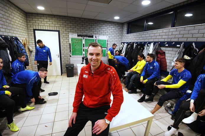Michel Op 't Hoog was de afgelopen jaren assistent-trainer bij FC Lienden.
