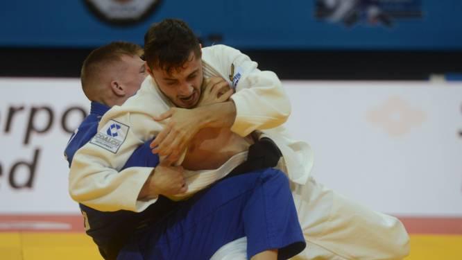 Charline Van Snick en Jorre Verstraeten schenken België twee bronzen medailles op EK judo