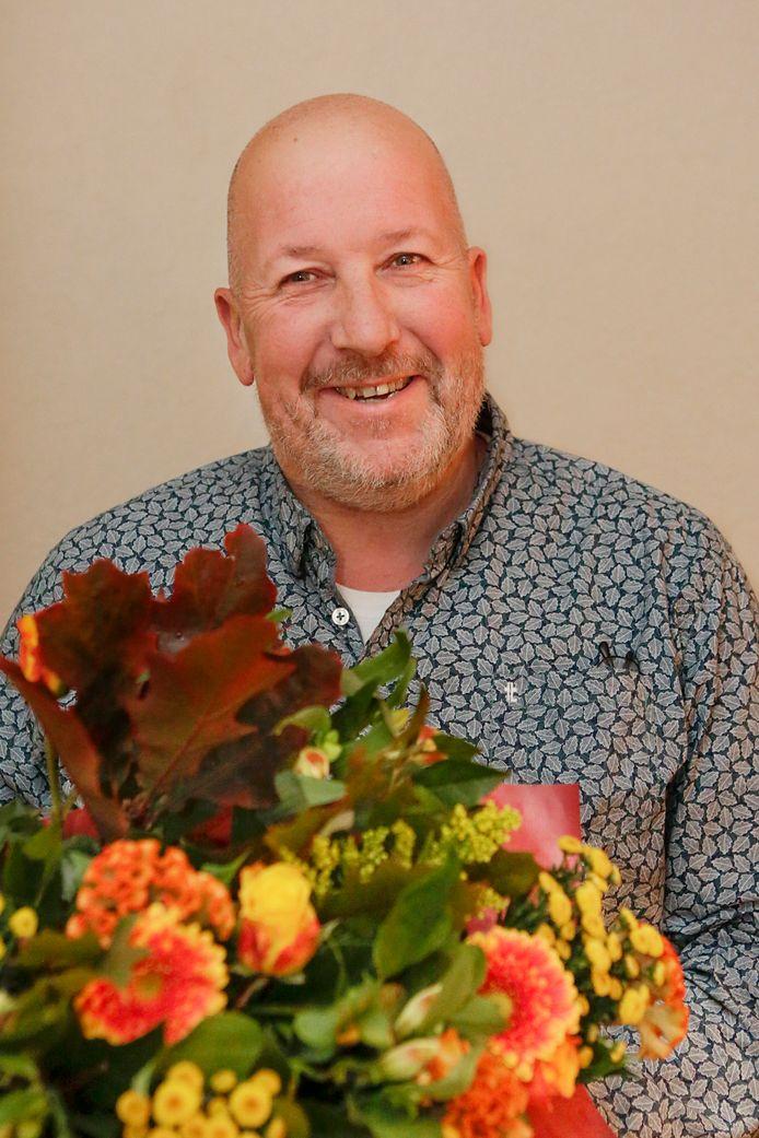 Herman Leijssen werd onderscheiden als Lid in de Orde van Oranje-Nassau.