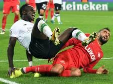 Liverpool kan ook in Moskou niet winnen
