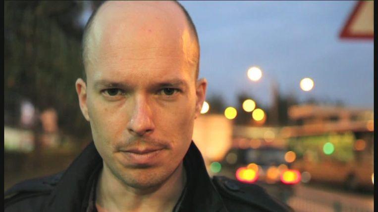 VRT-correspondent Tom Van de Weghe.