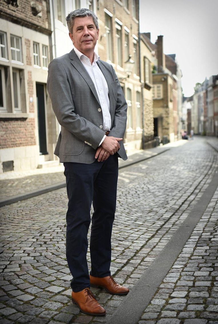 Hans Nelen, hoogleraar Criminologie aan de universiteit van Maastricht. Beeld Marcel van den Bergh