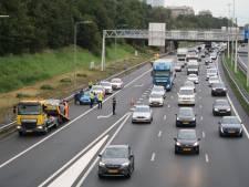 Gewonde bij ongeluk A4: Weggebruikers die toch afgezette afrit namen krijgen boete