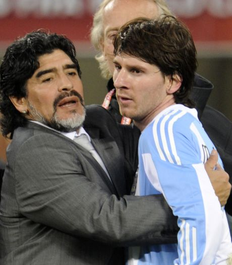 Drogue, dérapages et tacles à Messi, CR7 et Pelé: le meilleur (et le pire) des punchlines de Maradona