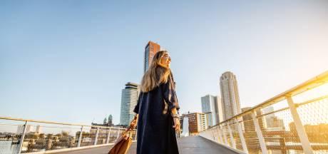 Rotterdam hoort bij de beste wandelsteden van Nederland