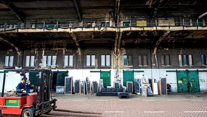 Katoenveem aan de Keilestraat in Rotterdam moet een Poppodium worden.