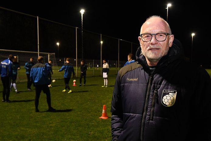 Frans Koenen blijft ook volgend jaar trainer van SV Venray.