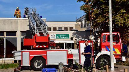 1.350 scholieren en leerkrachten geëvacueerd na brand in schoolkeuken in Avelgem