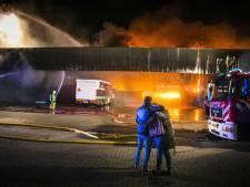 Verslagenheid door grote brand Aalten, bedrijfspand verwoest: 'Het is een ramp'