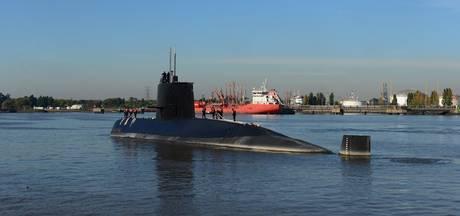 Storm bemoeilijkt zoektocht naar onderzeeër