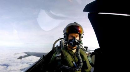 Leger dringend op zoek naar piloten
