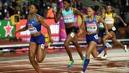 Amerikaanse Phyllis Francis loopt in snelste baanronde naar wereldtitel